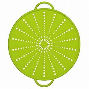 Silikon Springform 28 Cm : coolinato sieb faltbar aus silikon platzsparend leicht ~ Watch28wear.com Haus und Dekorationen