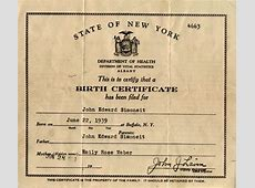 Entering a Simple Birth Certificate · m0smithtopoged Wiki