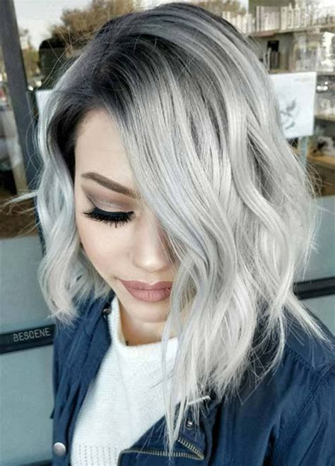 The 25 Best Grey Hair Ideas On Pinterest Gray Silver