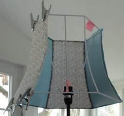 Fabriquer Un Abat Jour En Tissu : fabriquer un abat jour artisanal avec l 39 atelier du pav ~ Zukunftsfamilie.com Idées de Décoration