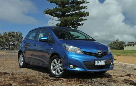 Review Toyota Yaris by Toyota Yaris Review Caradvice