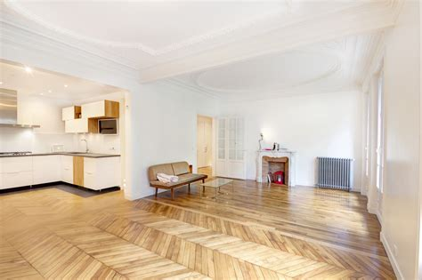 synonyme de cuisine rénovation d 39 un appartement haussmannien à mairie 19eme