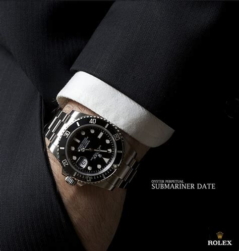 Rolex Advertising Slogan