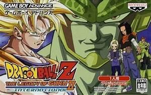 Dragon Ball Z The Legacy Of Goku Ii International