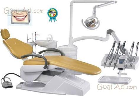 Poltrona Dentista Poltrona Dentista Riunito Prostyle Planmeca Strumenti