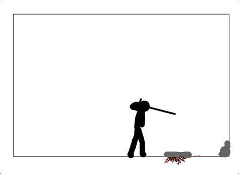first stickman animation by Bucketofducks on DeviantArt
