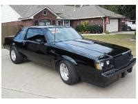 1987 Buick Grand National Parts For Sale by 1987 Buick Grand National Parts For Sale