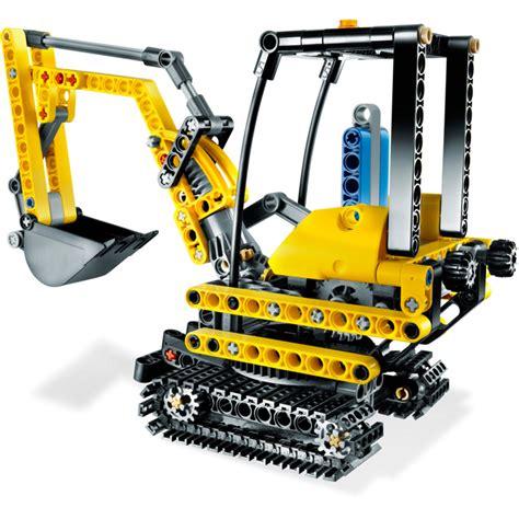 lego compact excavator set  brick owl lego marketplace