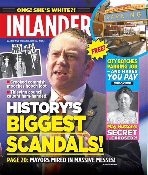 Inlander 12/22/2016 by The Inlander Issuu