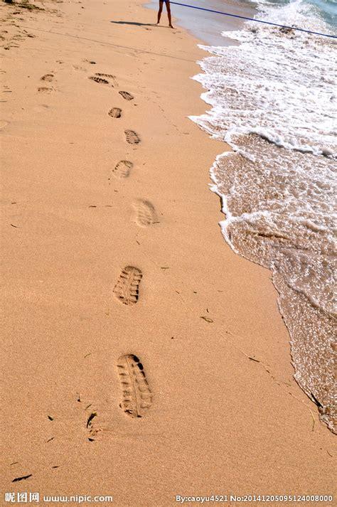 足迹摄影图__国外旅游_旅游摄影_摄影图库_昵图网nipic.com