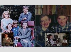 Stephen Hawking's son Tim discusses family life in