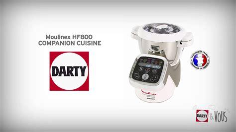 moulinex hf800 companion cuisine démonstration