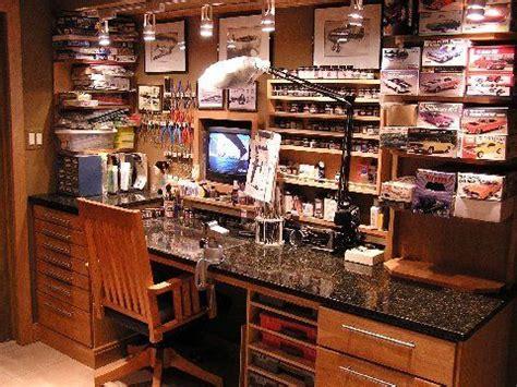 pin  darryl le grange  model makers work area hobby