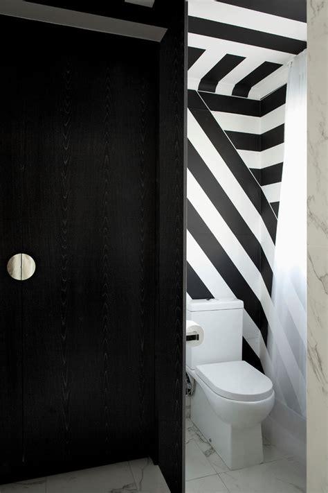 bel appartement design 224 brisbane 224 la d 233 co 233 l 233 gante en noir blanc vivons maison