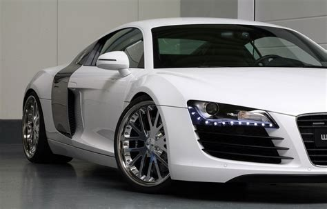 Audi Cars by Auto Car Audi R8 Pictures 01