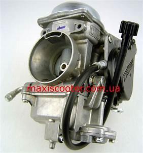 Arctic Cat Atv 400  500 Carburetor 0470