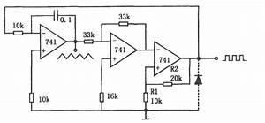 Circuit Diagram Of Various Waveform Generators  Circuit