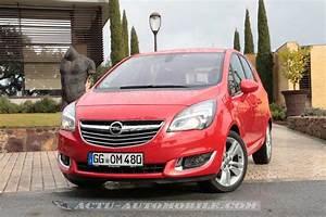 Fiche Technique Opel Meriva : essai opel meriva 2014 cdti 136 conclusion photos fiche technique actu automobile ~ Maxctalentgroup.com Avis de Voitures
