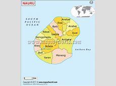 Nauru Travel Guide, Nauru Tourism Information