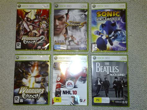 m xbox 360 games frothing demand 187 2009 187 september