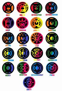 Combined Lantern Symbols by Luigicat11 on DeviantArt