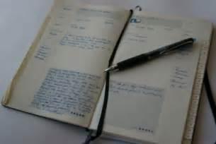 the book ferret the moleskine book journal violin in a void