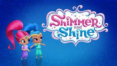 Shimmer Shine Wallpapers Fanpop Party Printables Festa
