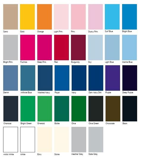 color types fr201 contrast polo shirt t shirt printers uk