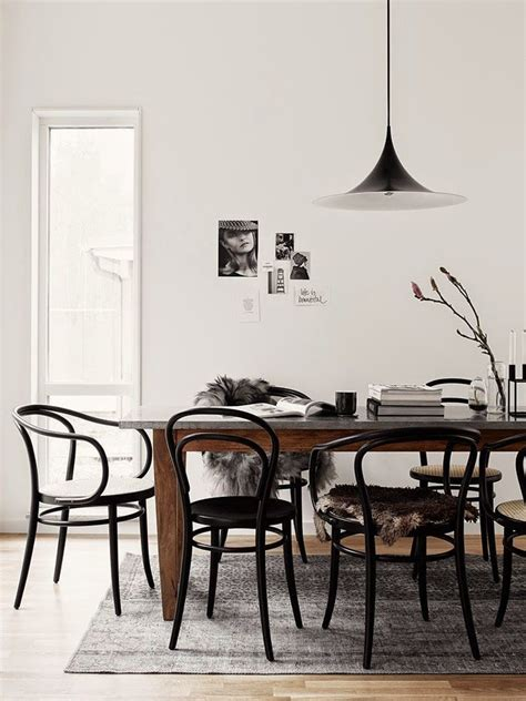1000 ideas about black dining tables on black