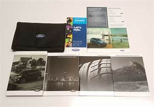 2017 Ford Escape Navigation Wners Manual Guide Titanium Se
