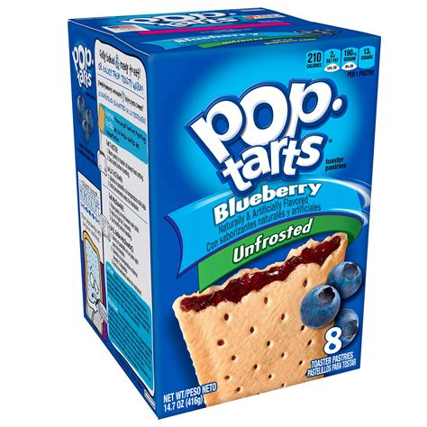Amazon.com: Pop-Tarts Breakfast Toaster Pastries