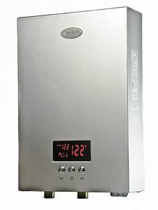 Marey Tankless Hot Water Heater 5 Gpm Electric On Demand