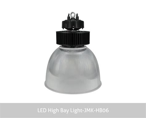 led high bay light fixtures jmk hb06 100w with high
