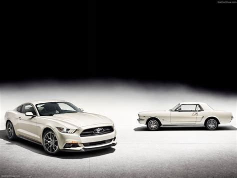 Ford Mustang 50 Year Limited Edition (2015) - picture 11 ...
