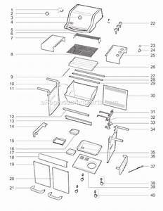 Wiring Diagram  30 Weber Genesis E 310 Parts Diagram