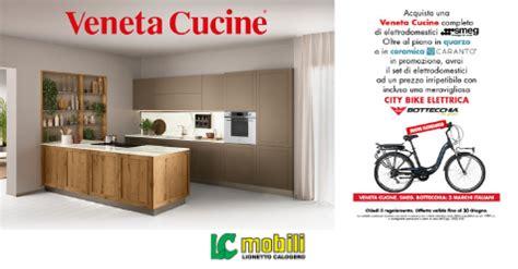 Lionetto Mobili by In Omaggio La City Bike Bottecchia Con Veneta Cucine E Lc