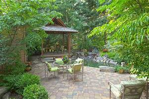 Paver patio ideas patio traditional with covered patio