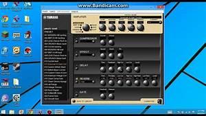 Yamaha Thr Editor Rundown  With Yamaha Presets