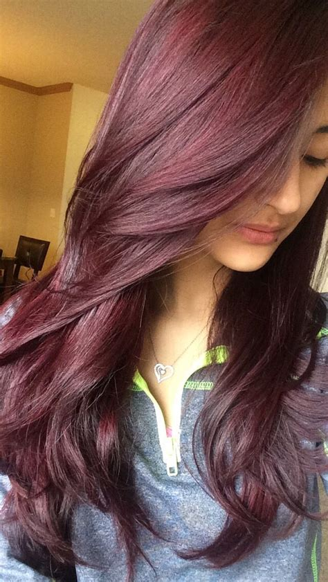 Shades Hairstyles by 25 Best Ideas About Purple Tinted Hair On