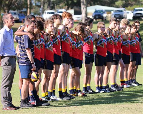 Indigenous round victory for First XVIII Football team ...