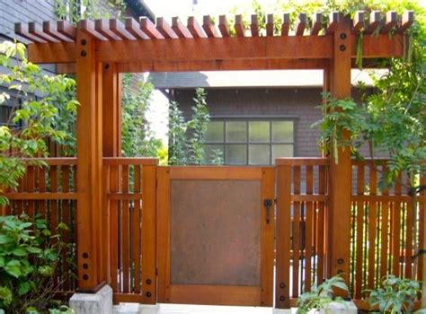 Japanisches Tor Kaufen by Gates And Fences Landscape San Francisco By