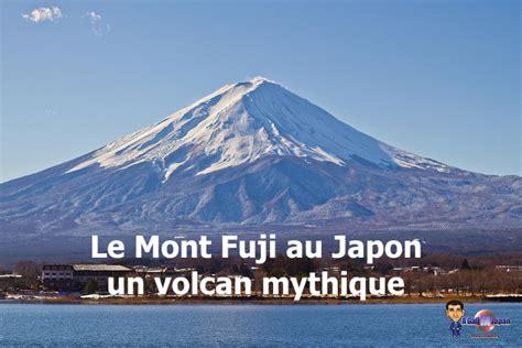 japonais cuisine le mont fuji au japon un volcan mythique un gaijin au