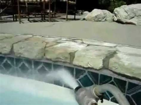 how to clean glass pool tile pool doctor soda is safe for