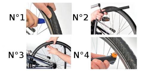 réparer une chambre à air sans rustine réparer une crevaison à vélo sans démonter la roue