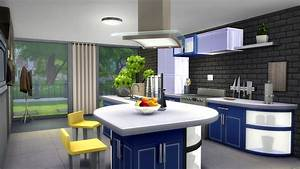 la cuisine de mado piece pour les sims 4 With sims 4 meubles