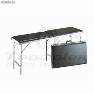 Table Pliante Valise : table de massage pliante carina ~ Melissatoandfro.com Idées de Décoration