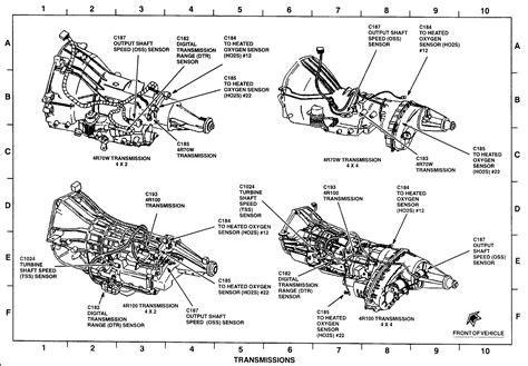 1997 F150 Wiring Harnes by 1997 F150 Wiring Harness Kits Free Auto