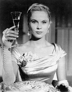 39 best images about Scandinavian Film Actresses on Pinterest | Wild strawberries, Lena olin and ...