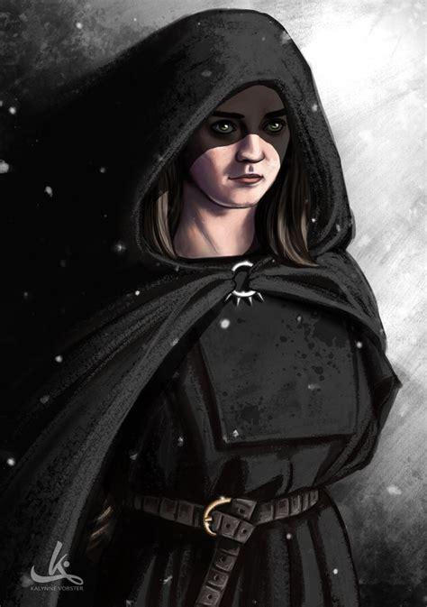 Arya Stark by LadyKalynne on DeviantArt