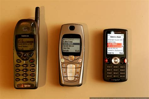 when was the smartphone invented photo cell phone evolution from nokia brick to sony